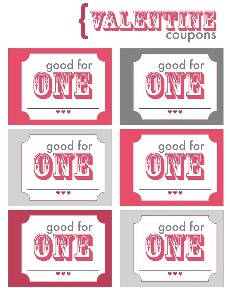 etsy- love coupon pocket book