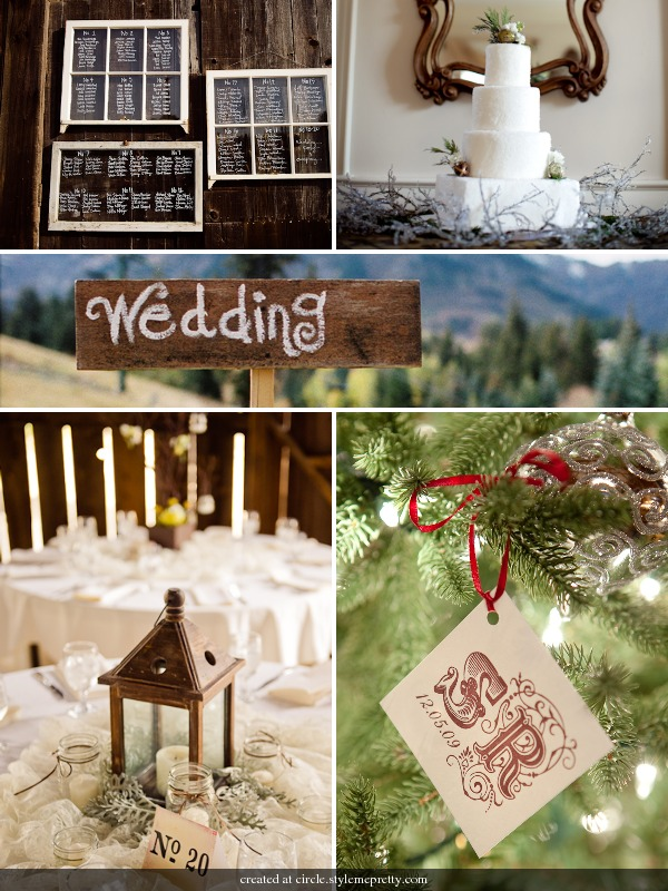 Target Wedding Ideas Naturals For The Winter