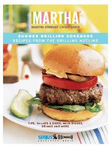 free Martha Stewart Cookbook!
