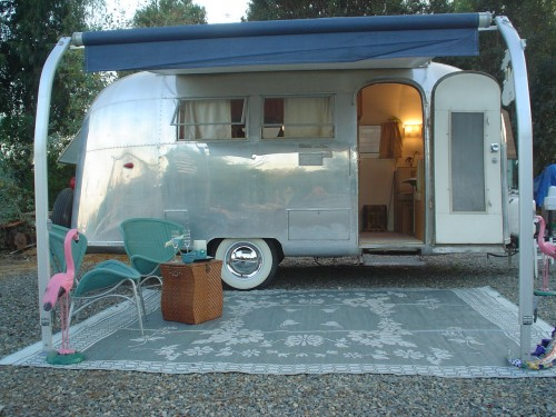 Vintage Camper Pictures