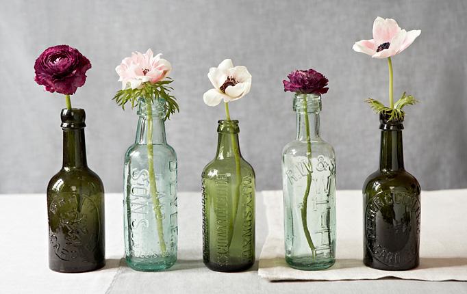 Дизайн стеклянных ваз