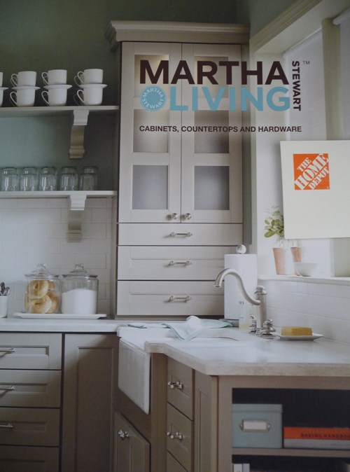 Martha Stewart Living at Home Depot is all about inspiration for customers
