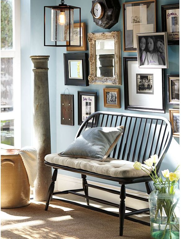 Pottery Barn Paint Examples