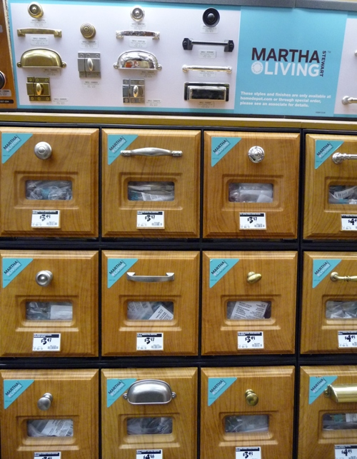 ... Hardware Isle At Home Depot. Related Posts With Thumbnails
