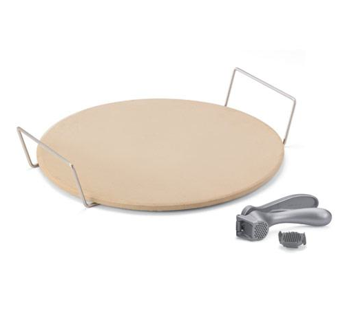 Pampered Chef round stone on sale