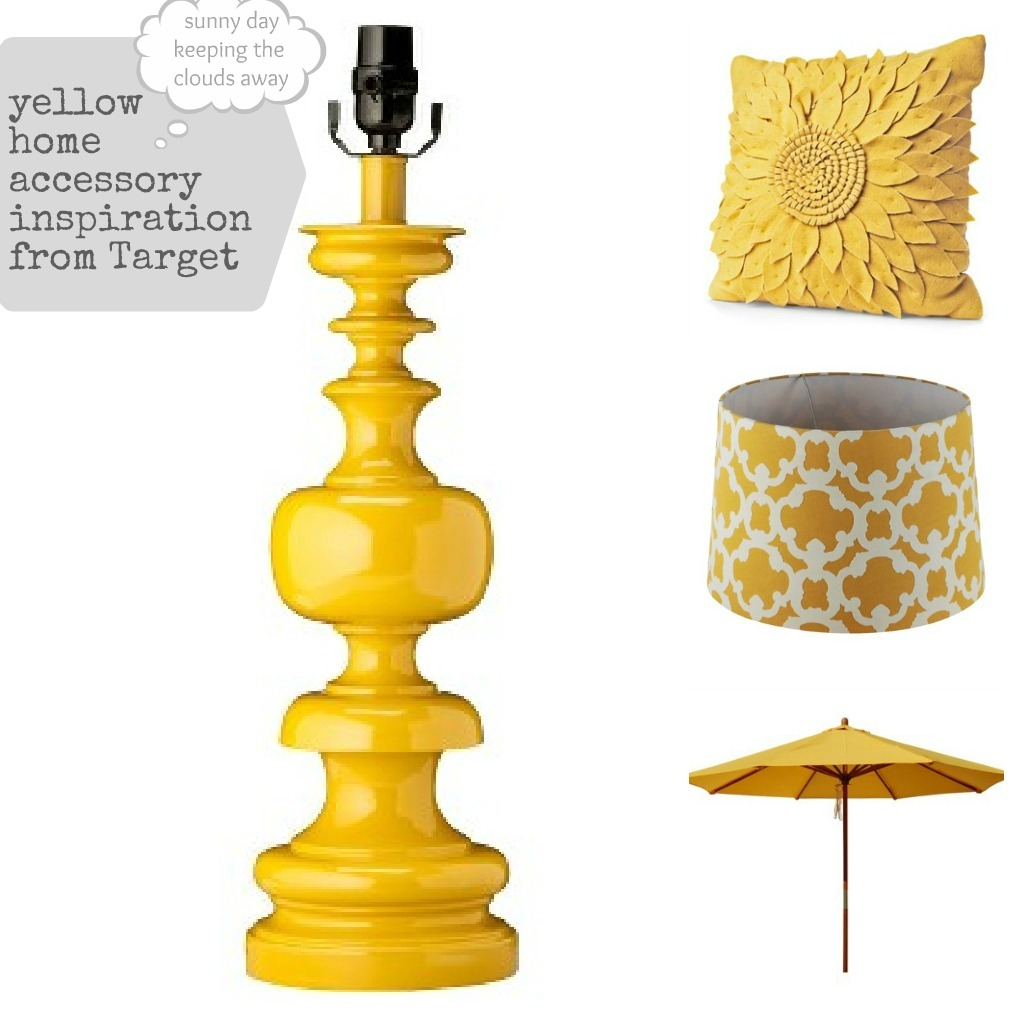 Yellow home accessories - Home accessories yellow ...