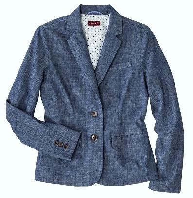 Target blazer