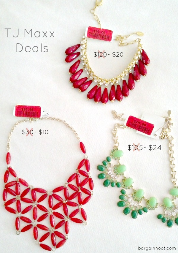 three necklace deals