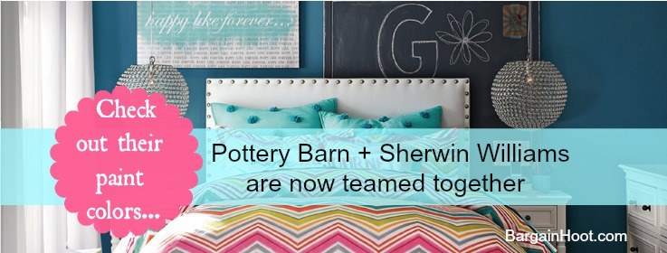 pottery barn catalog 2013 pottery barn and sherwin williams paint team together
