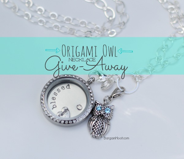 Origami Owl give away