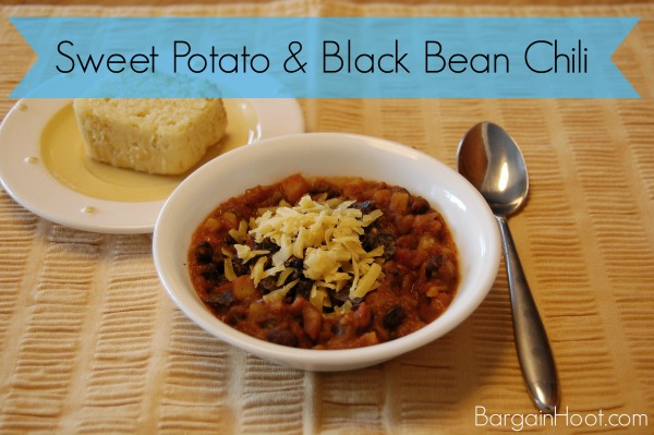 large black bean chili pinable