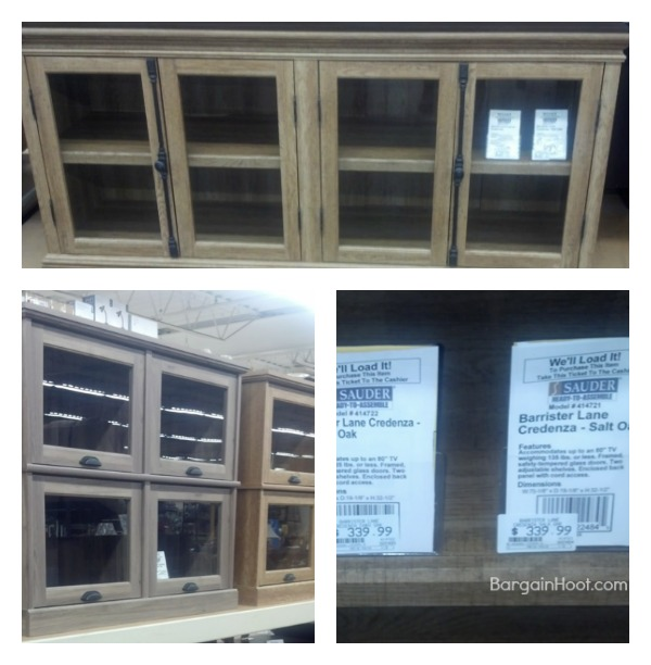 Pottery Barn Furniture Repair Kit: I Spied New Furniture Pieces From Sauder's Furniture