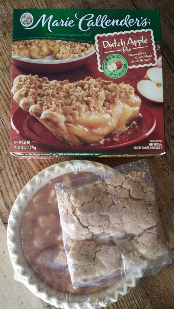 apple pie makeover